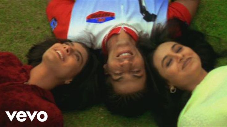 'Kuch Kuch Hota Hai' features the voices of Udit Narayan and Alka Yagnik and is picturised on the 3 main stars of the movie - Shah Rukh Khan, Kajol and Rani ...