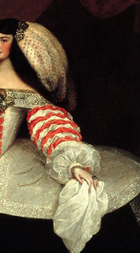 Juan Carreño de Miranda Inés de Zúñiga, Countess of Monterrey