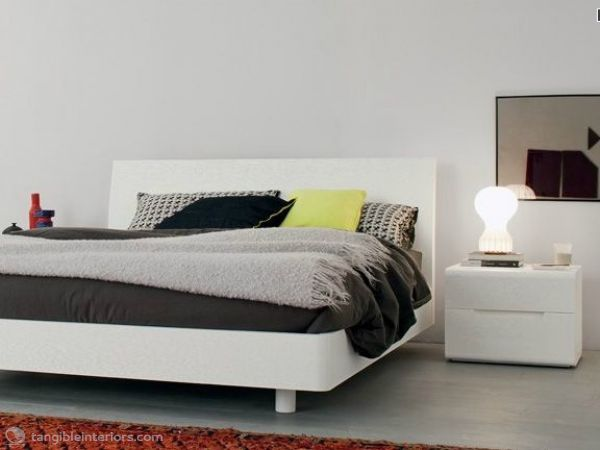 SWING BEDSIDE CABINET BY DOIMO DESIGN - Tangible Interiors