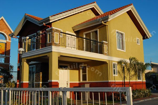 Pampanga affordable house construction philippines real for Affordable house design philippines