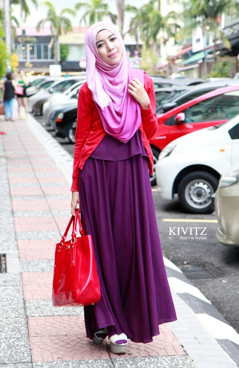 116 Best Images About Indonesia Hijab Street Style On Pinterest Fashion Weeks Hijab Street