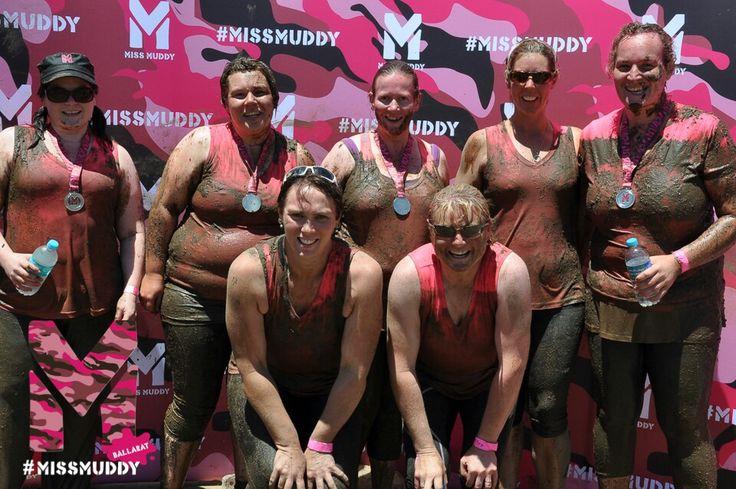 Miss muddy 2014