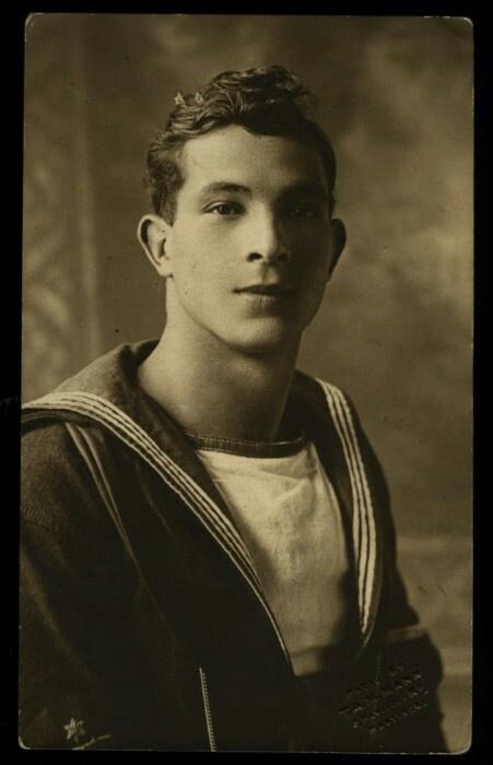 Handsome Sailor