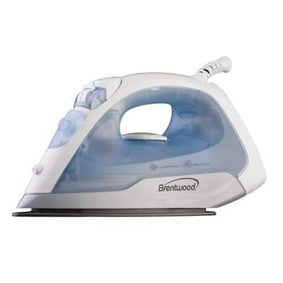 Brentwood MPI-53 Steam, Spray, And Dry Iron, White