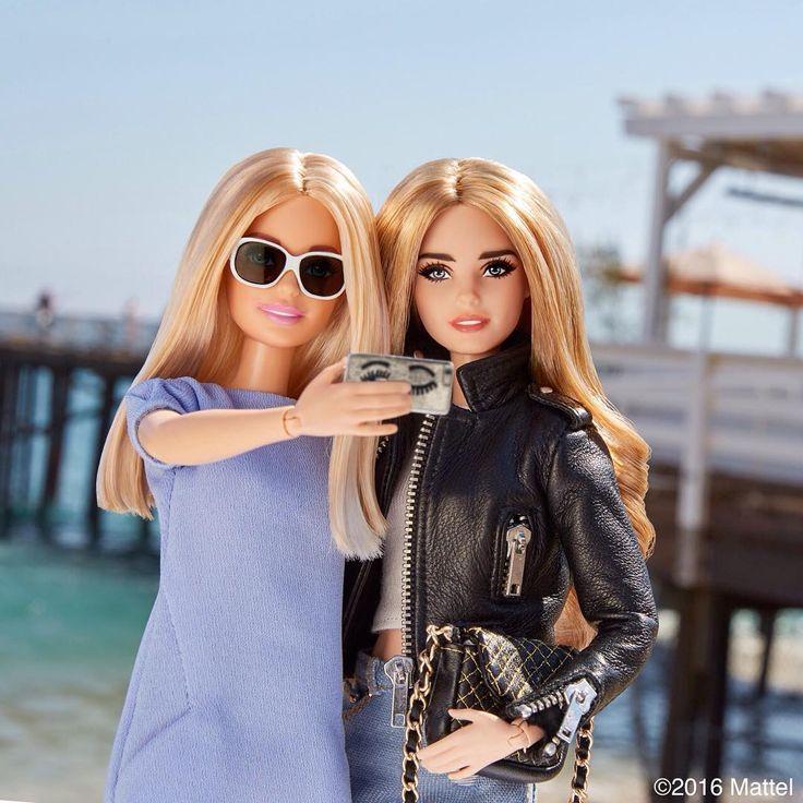 Ela é a primeira blogueira a ganhar a sua própria Barbie
