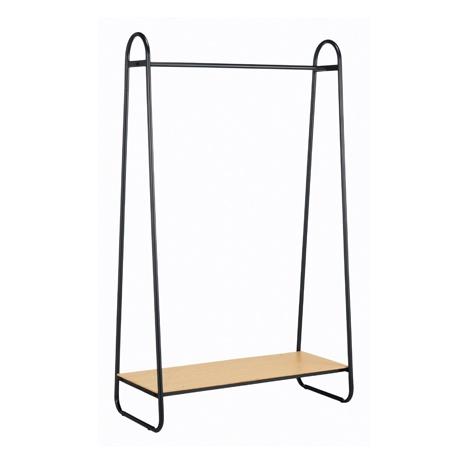 best 25 hanger stand ideas on pinterest diy clothes rack wood wood coat hanger and diy urban. Black Bedroom Furniture Sets. Home Design Ideas