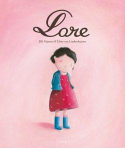Lore - prentenboek over een meisje dat niet goed kan horen en hoorapparaatjes krijgt