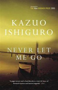Never Let Me Go Book by Kazuo Ishiguro