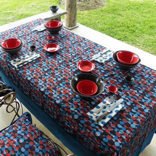 Magic Circles tablecloth