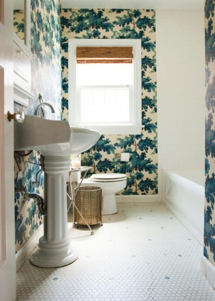 Bad neu gestalten: Farbe ins Badezimmer bringen | kleine badezimmer ...