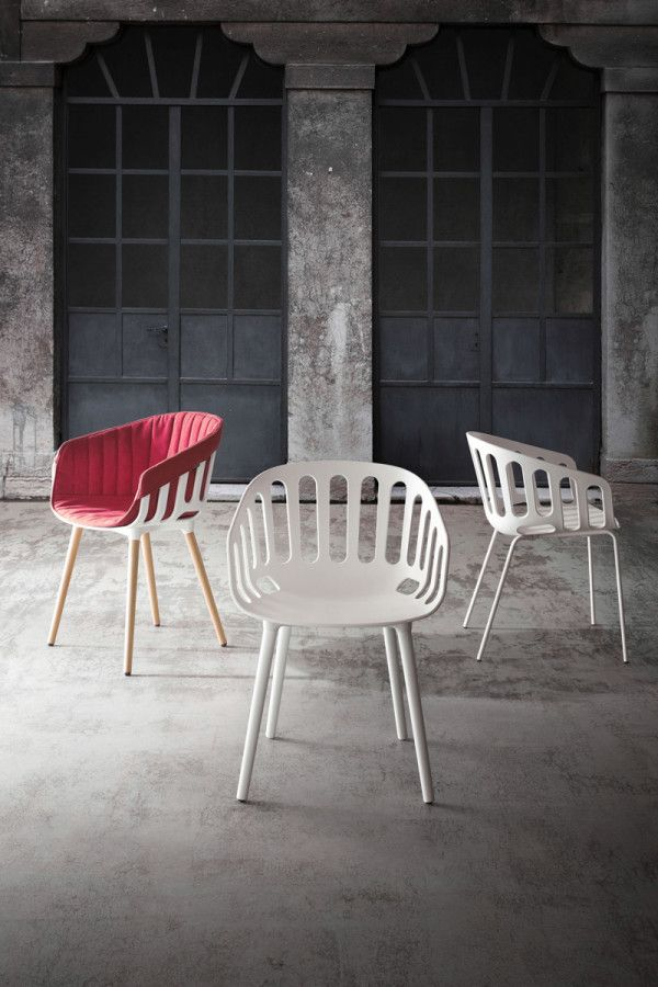 Basket Chair by Alessandro Busana for Gaber Photo
