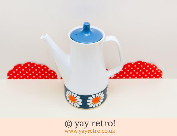 Figgjo Flint Norway: Turi Design Daisy Coffee Pot (£80.00)