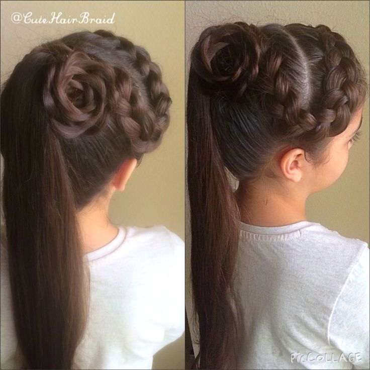 hair styles for with hair 193 best cutehairbraid images on braid 7033