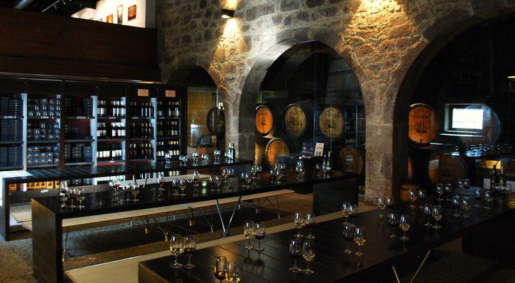 Pomieszczenie degustacji win