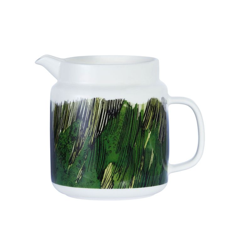 Oiva sääpäiväkirja jug  I've made a gift list in Skandium that I'll add to. The list is held at the Brompton Road shop, but you can also get this stuff elsewhere