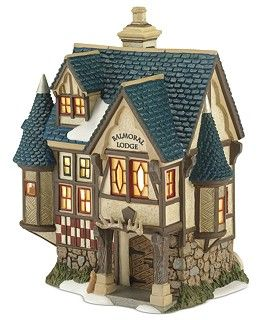 Department 56 Dickens' Village Collection - Holiday Lane - For The Home - Macy's