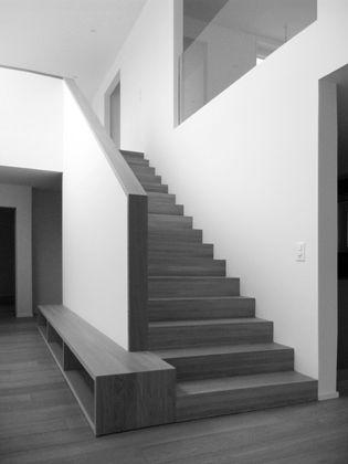 Die besten 25+ moderne Treppe Ideen auf Pinterest Treppen - beispiel mehrstufige holzterrasse
