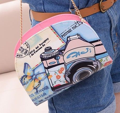 Find More Totes Information about 2014 New Women Messenger Chain Bag Printing Camera Shell Shoulder Cross Body Bag Wholesale Candy Color Handbag in Stock,High Quality handbag pockets,China handbag Suppliers, Cheap bag bag from Discover Fashion on Aliexpress.com