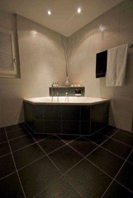 38 best Badewanne images on Pinterest Bathtubs, Bathrooms and Green - spiegelleuchten für badezimmer