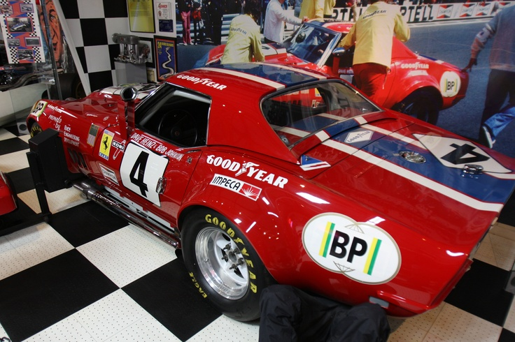 Mid America Motorworks Corvette Museum - Hot Rod Power Tour 2012: Corvette Museums, Motorwork Corvette