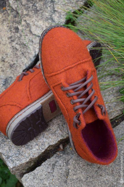 валяная обувь на подошве - Поиск в Google