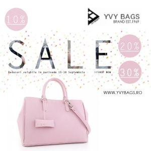 Reduceri Yvy Bags 15-18 septembrie 2016 #magazindefashion