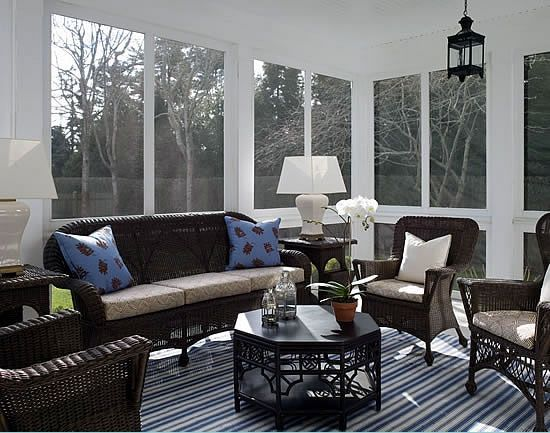 119 best images about creating the porch on pinterest for 3 season porch furniture