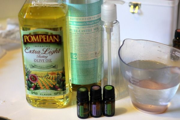 Homemade Flea Shampoo 1