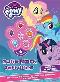My Little Pony Cutie Mark Activities - Kirjat - CDON.COM