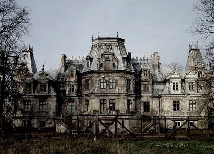 My dream mansion: Dreams Mansions, Haunted Houses, Old Mansions, Castles, Abandoned Mansions, Abandoned Houses, Sobanski Palaces, Abandoned Places, Poland