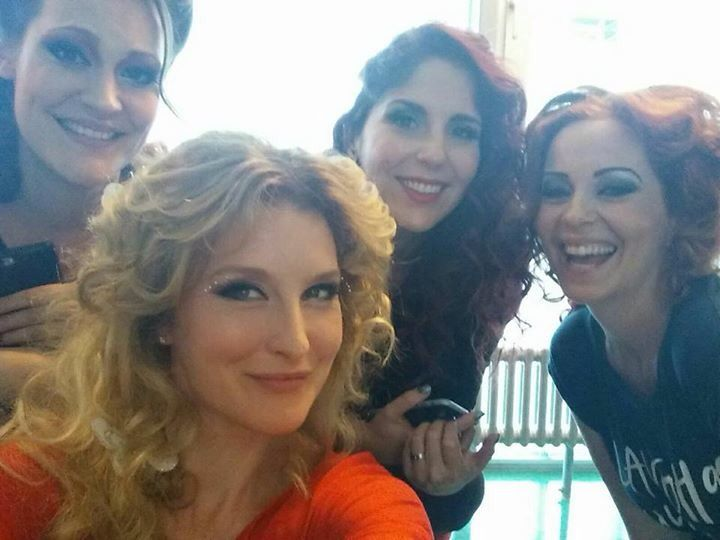 Irene Jansen,Heather Findley,Marcela Bovio,Anneke van Giersbergen - The Theater Equation
