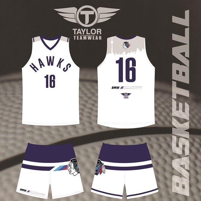 Christian's design, inspired by the All Star jerseys worn this year in Toronto.