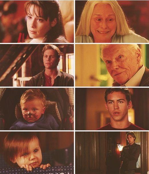 Charmed The Wyatt-Halliwell Family