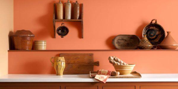 Colore Pesca Come Usarlo Per Arredare Casa Arredamento Casa Arredamento Camera Da Letto Colorata