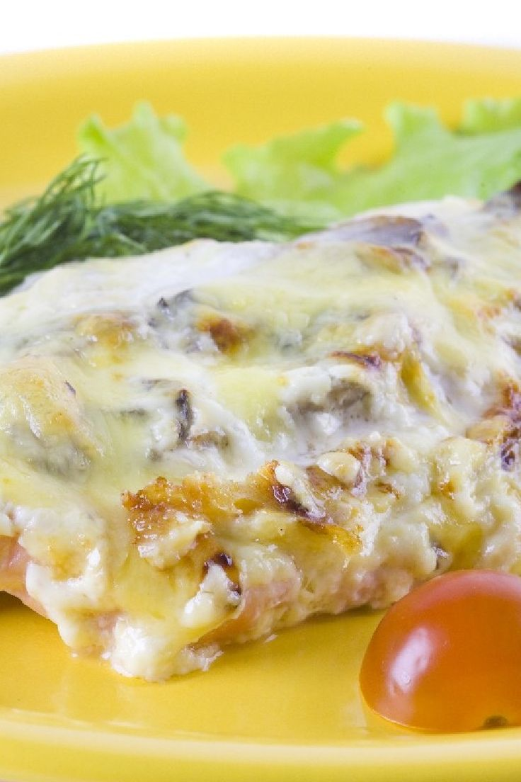Halibut With Garlic Mayonnaise-Parmesan Topping Recipe