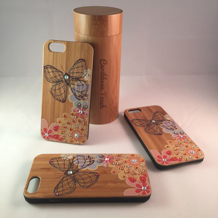 A personal favorite from my Etsy shop https://www.etsy.com/listing/245214895/butterfly-iphone-6-bamboo-casewood-case