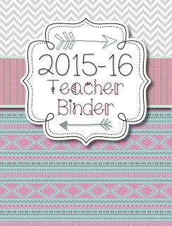 https://www.teacherspayteachers.com/Product/All-in-One-Simple-Style-Teacher-Binder-Tribal-Patterns-1883423