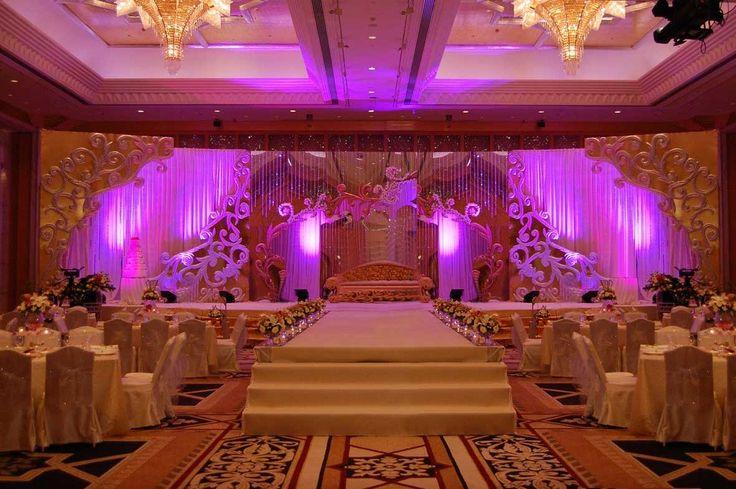 Mesmeraising wedding stage decor #wedding #decor #stagedecor #bookeventz