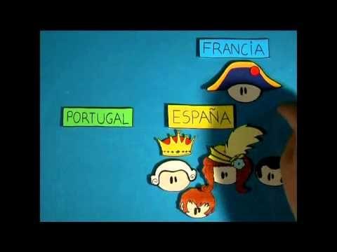 Cómo empezó la invasión francesa Geografía e Historia Educación Practicopedia com - YouTube