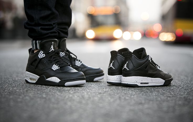 "Jordan IV ""Oreo"" - SOLD OUT!"