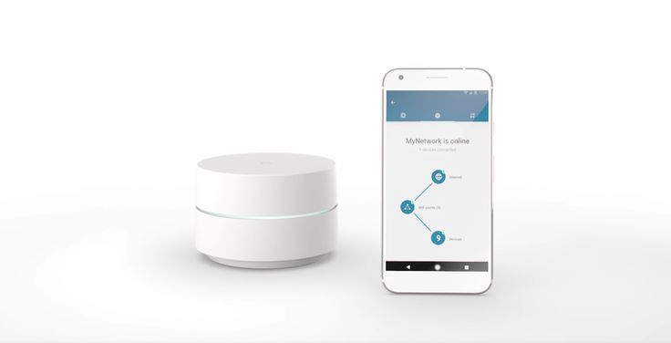 Google's WiFi mesh router is now available for pre-order - https://www.aivanet.com/2016/11/googles-wifi-mesh-router-is-now-available-for-pre-order/