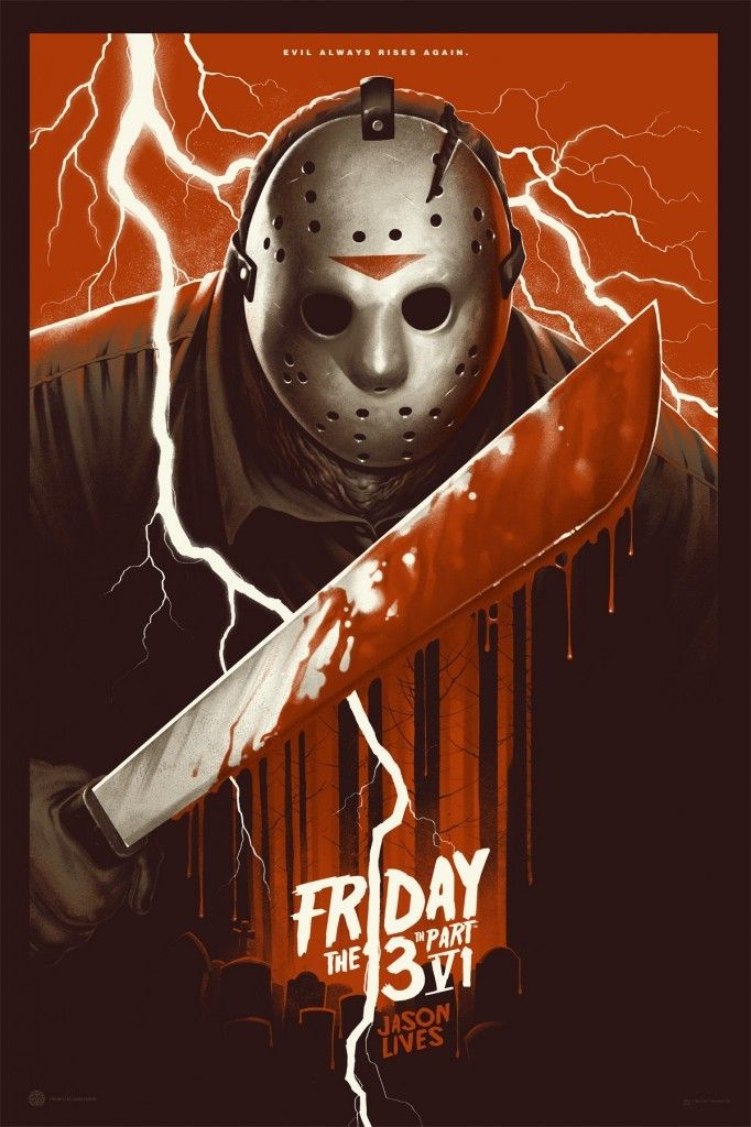 Viernes 13 VI: Jason vive (Tom McLoughlin)