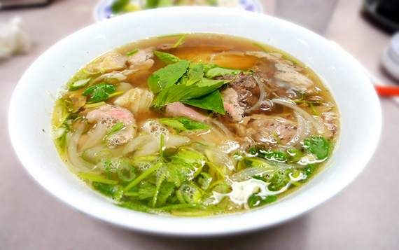 Pho. I want to start a quest looking for the best tasting pho in Toronto.