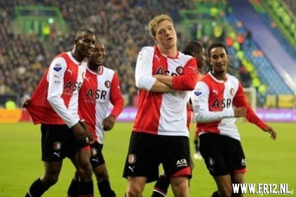 :-) #Feyenoord