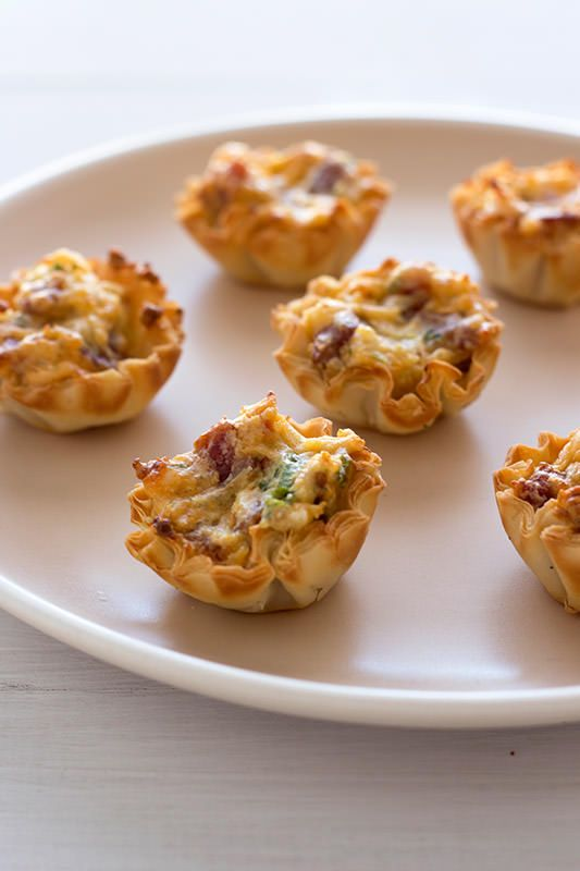 Bacon Cheddar Bites from handletheheat.com