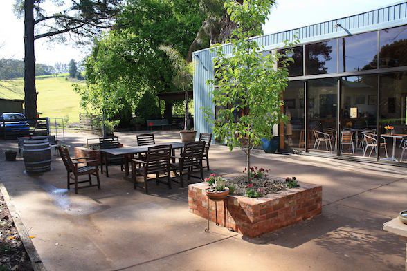 'Groovy Toastie Mornings' at Brumfield Winery - Melbourne