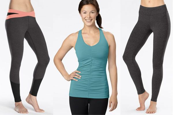 The Best Yoga Brands You've Never Heard Of: Lucy Activewear