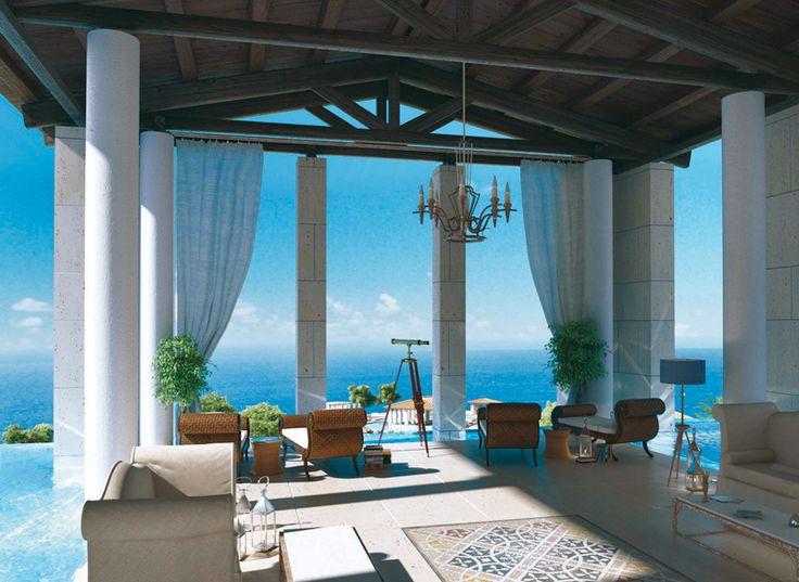 Costa Navarino westin resort - Messinia, Greece