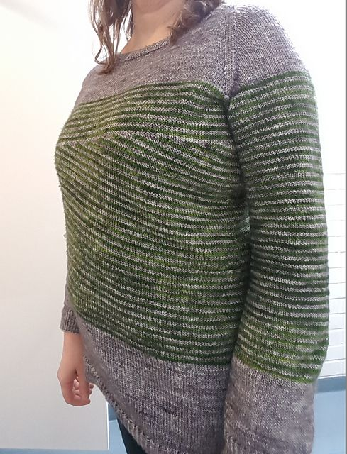 Ravelry: Project Gallery for Breathing Space pattern by Veera Välimäki