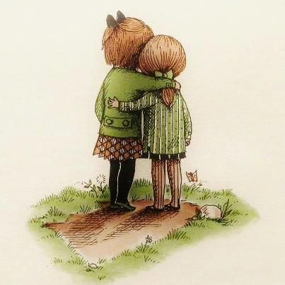 sometimes we need to just give someone a hug and pray together...